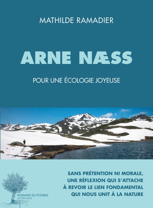 ArneNaess_MathildeRamadier_ActesSud_couv